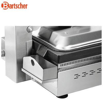 Gril kontaktní výškově nastavitelný Bartscher - 5