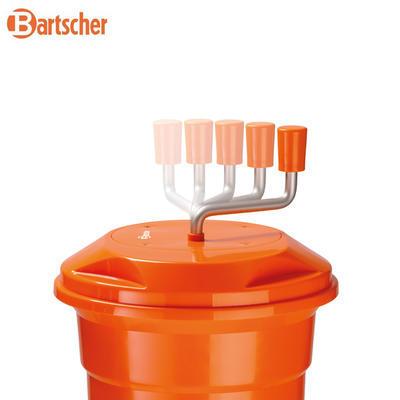Odstředivka na salát 12 l Bartscher, 320 x 320 x 440 mm - 12 l - 2,2 kg - 5