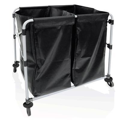Vozík hotelový na prádlo 4434, 66 x 49,5 x 86 cm - 9 kg - 5