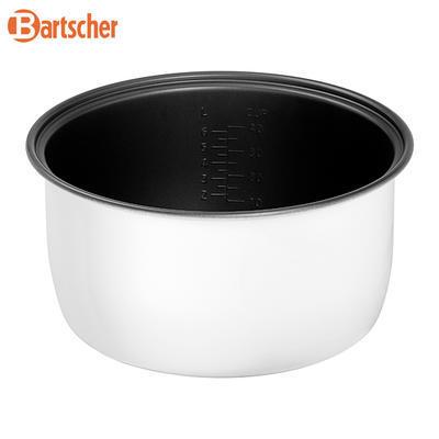 Vařič rýže pro 20-30 osob Bartscher, 440 x 390 x 345 mm - 2 kW / 230 V - 6,8 kg - 5