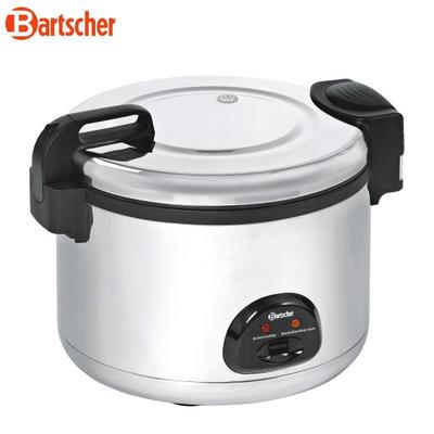 Vařič rýže pro 40-60 osob Bartscher, 12 l - 2,85 kW / 230 V - 560 x 465 x  400 mm - 5