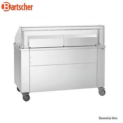 Mobilní front cooking stanice Bartscher - 6