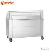 Mobilní front cooking stanice Bartscher - 6/7