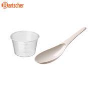 Vařič rýže pro 20-30 osob Bartscher, 440 x 390 x 345 mm - 2 kW / 230 V - 6,8 kg - 6/6