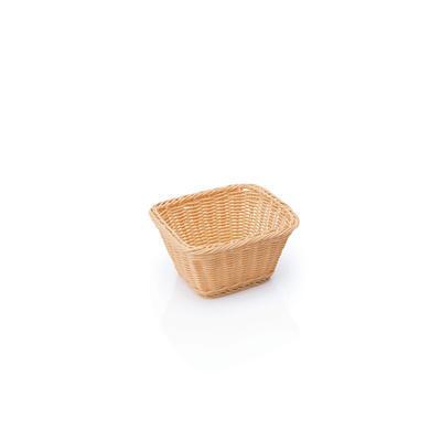 Koš na pečivo bufetový GN tmavý, GN 1/1-100 - 53 x 32,5 x 10 cm - tmavé - 7