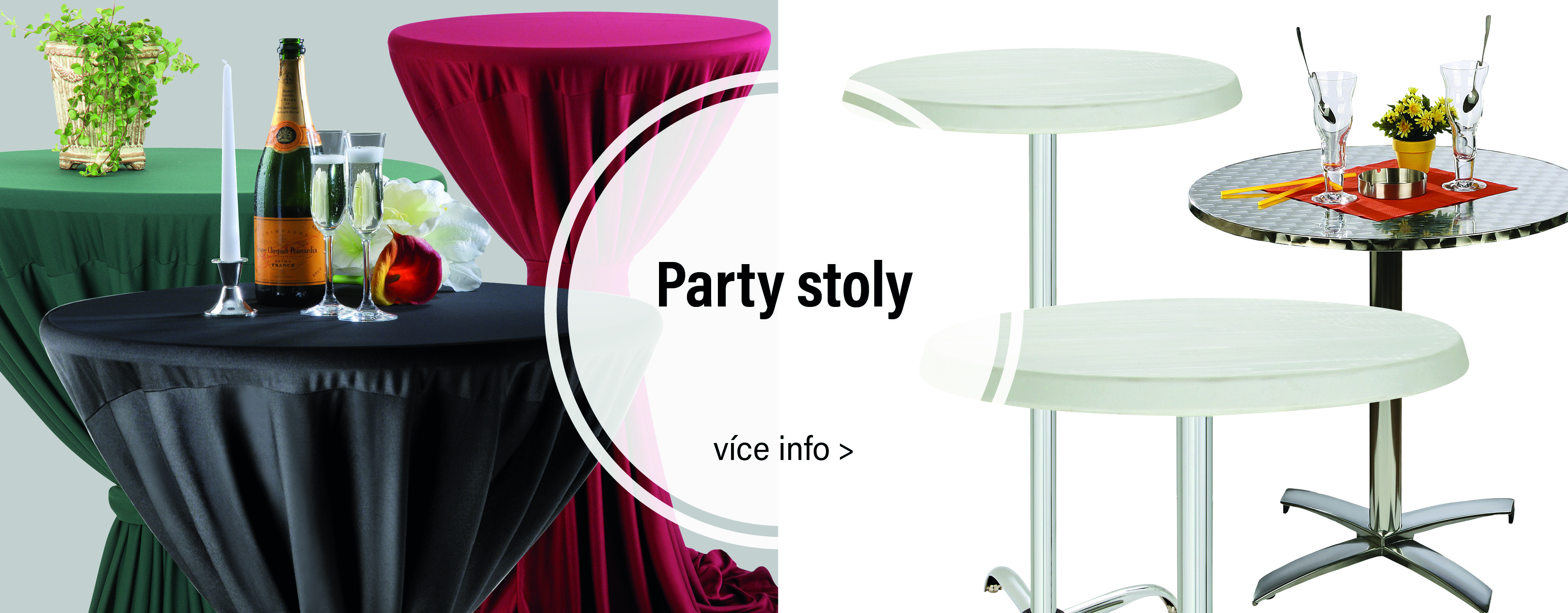 party-stoly